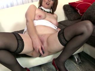 Natural Mature Mother with Super Hungry Cunt: Free Porn 9e