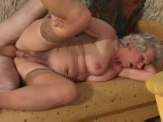 fucking, riding, granny