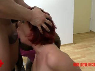 hardcore sex, blow job, red head