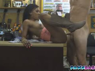 Slamming Her Pussy For Grand Pappys Golf Club