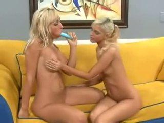 Christine alexis jamming dildo in jessica lynns tigh twat come lei licks clitoride