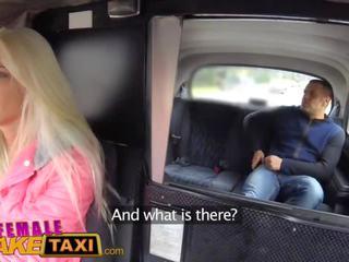 Female fake taxi বিদেশী creampies এবং gets একটি ভেজা পাছা স্বাগত