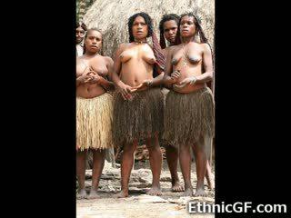 Black African GFs Compilation!