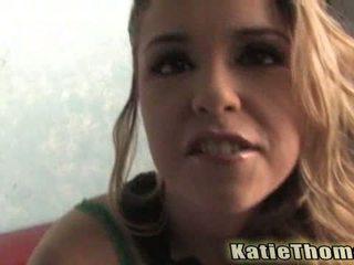 Katie thomas converted em negra caralho puta