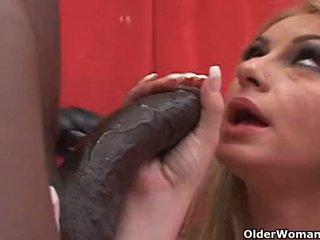 anal sex, cougar, bbc