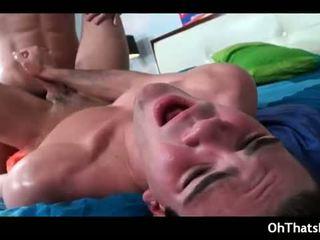 Leon's Ass Gape gay porn 6 by OhThatsBig