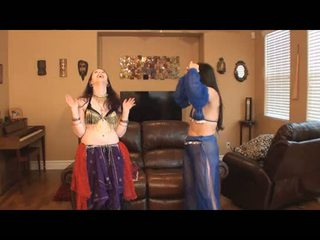 Evil gypsy vs Wonderwoman