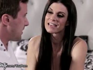 Prettydirty almost caught jizzing on step-mommy