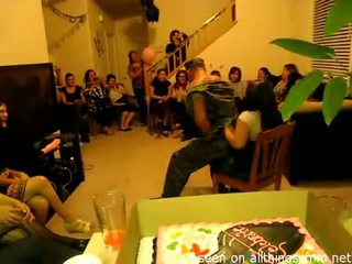 Army-costumed-male-stripper-entertains-latina-milf