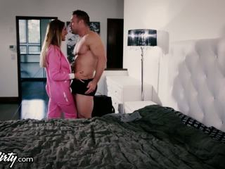 Prettydirty august ames gets step-brothers d