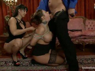 Mason Moore Bondage Threesome (HUUU)