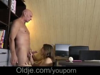 Evelina asks her old trainer to please her mesum burungpun