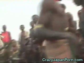 Nhật bản giới tính trong africa!