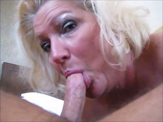 Darlene: 精液 で 口 & 成熟した ポルノの ビデオ f0
