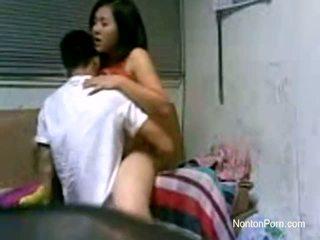 Jakarta couples kurang ajar at asrama