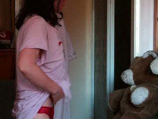 Wife Undresses 35