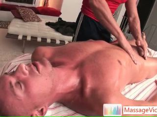 masseuse you, muscle see, all oil any