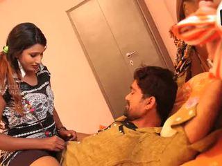 Telugu aunty साथ एक lover बोए