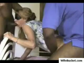 full mmf, more housewives, interracial real