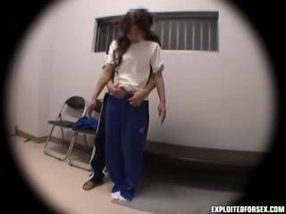 Blackmailed Innocent Schoolgirl