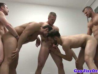 groupsex, ゲイ あなた, 一番ホットな 筋肉 チェック