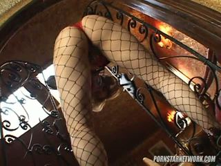 Nasty Latin Slut Cherrie Rose Gets Her Ass Invaded Before Hot Facial
