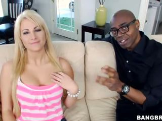 Jessica Nyx Loves Her Some Big Black Dick