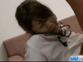 Wild Arisa Aoyama Fucked Hard And Creampied