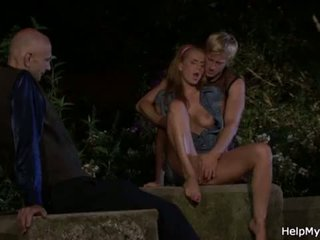 Old husband watching stud fucking his wife <span class=duration>- 6 min</span>