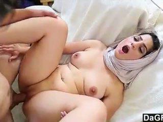 Dagfs Arabic Chick Nadia Ali Tastes White-240p