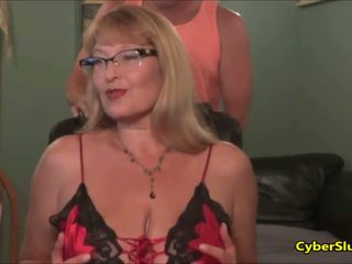 Mature Squirting Mom and Dad Video Tape Exposed - Porn Video 111