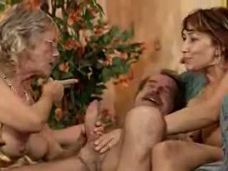 babička, orgie, zrelý