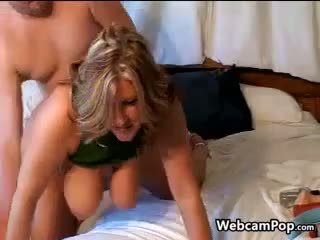 Thick And Horny Woman Getting Fucked Hard