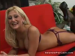Stacy thorn positions sa underware then gets kanya a hole binubutasan