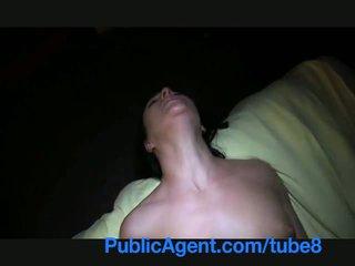 Publicagent natali blue 視線 シャイ 女の子 has multiple orgasms