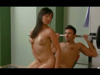 Christine Nguyen in Sexy Warriors, Free Porn 11