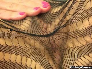 Georgie Nylons Collection 2, Free Older Woman Fun HD Porn a9