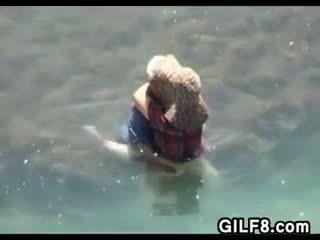online voyeur check, ideal beach, granny