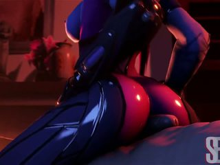 Widowmaker in overwatch hebben seks