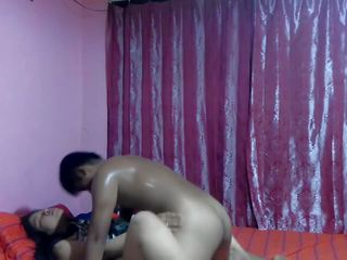 Indonesisch jong koppel having plezier, gratis porno 89