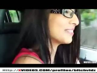 Megan salinas seduced door boyfriend
