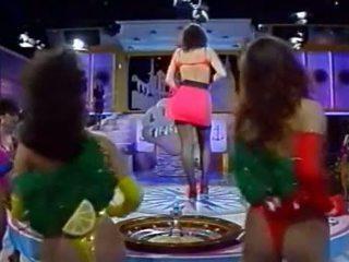 Италиански телевизия шоу - tutti frutti - kandidatin sabine
