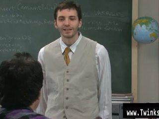 Hardcore gay Sometimes this crazy teacher