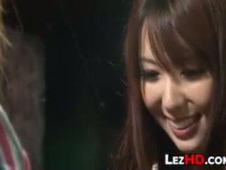 Hot Japanese Lesbians