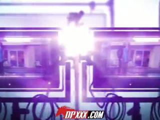 דיגיטלי playground - x-ray פורנו משקפיים