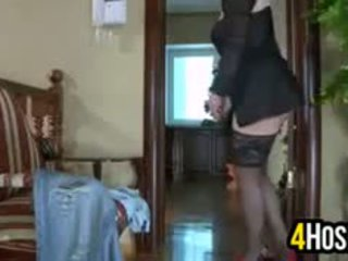 Mature Woman Pounded In The Ass