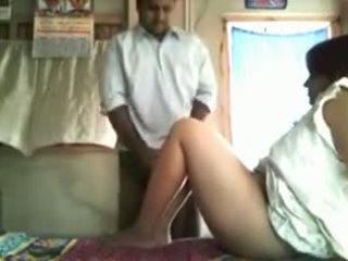 To je a video od a veliko oprsje womany, ki je having a spolne