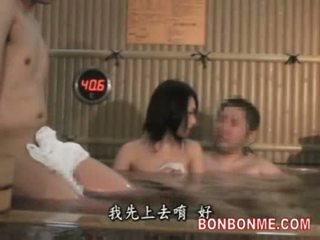 Wife fucked by amateur man in spa part 1 of 2