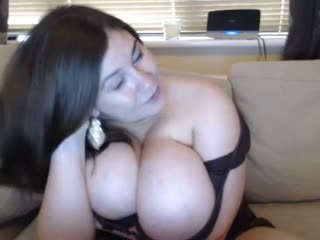 This girl has huge tits
