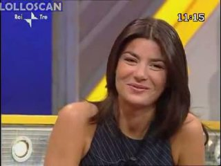 [oops - Glamour] - Ilaria D'amico